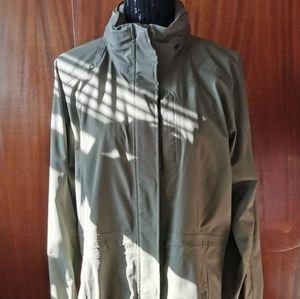 Murrell opti shell Kaki Green Rain Jacket Size XL